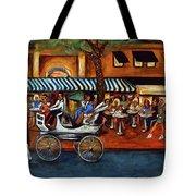 Atlantic Avenue Tote Bag