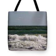 Atlantic - Beach - Waves Tote Bag