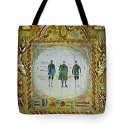 Atlantic City Beach 1920's Tote Bag