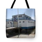 Atlantic City Beach Patrol Tote Bag