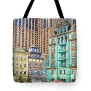 Atlantic City Boardwalk Tote Bag
