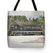 Atlantic Coast Line Gp7 #100 Tote Bag