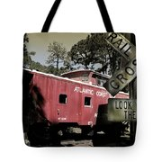 Atlantic Coast  Line Railroad Carriage Tote Bag