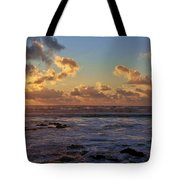 Atlantic Sunset Tote Bag