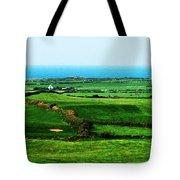 Atlantic View Doolin Ireland Tote Bag