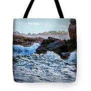 Atlantic Waves 2 Tote Bag