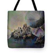 Atlantis Resurrected Tote Bag