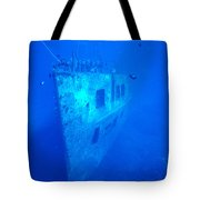 Atlantis Wreck Tote Bag