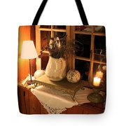 Atmospheric Still Life Tote Bag