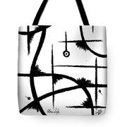 Atom Life Tote Bag