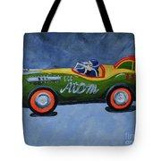 Atom Racer  Tote Bag