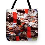 Atomic Link Pinup Tote Bag