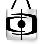 Atomic Shape 1  Tote Bag
