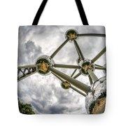 Atomium 3 Tote Bag