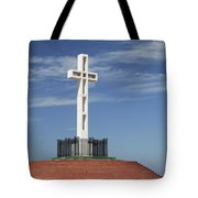 Atop Mt Soledad Tote Bag
