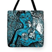 Attached Tote Bag