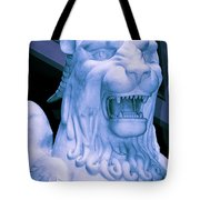 Attack Of The Gryphon Tote Bag
