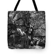 Attack Of The Oak Tote Bag