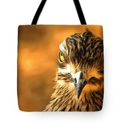 Attitude...with Feathers Tote Bag