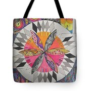 Attracted Tote Bag
