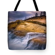 Attracted To The Ocean Tote Bag