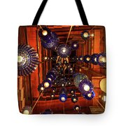 Attrim Lights Tote Bag