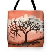 Atumn Trees Tote Bag