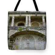 Au Vieux Chateau De Vayres Tote Bag