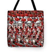 Auburn College Band Tote Bag
