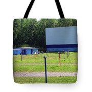 Auburn Ny - Drive-in Theater 3 Tote Bag