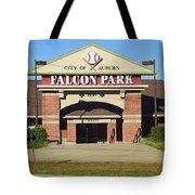 Auburn, Ny - Falcon Park Tote Bag