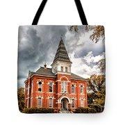 Auburn University - Hargis Hall Tote Bag