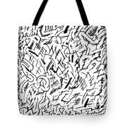 Audacious Tote Bag