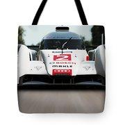 Audi R18 E-tron, Le Mans - 04 Tote Bag