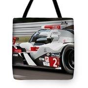 Audi R18 E-tron, Le Mans - 07 Tote Bag