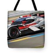 Audi R18 E-tron, Le Mans - 11 Tote Bag