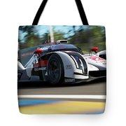 Audi R18 E-tron, Le Mans - 14 Tote Bag