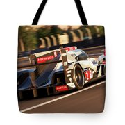 Audi R18 E-tron, Le Mans - 18 Tote Bag