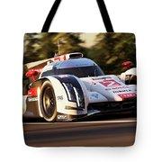 Audi R18 E-tron, Le Mans - 19 Tote Bag