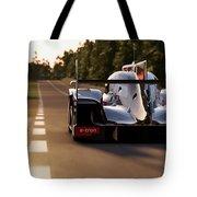 Audi R18 E-tron, Le Mans - 25 Tote Bag