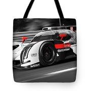 Audi R18 E-tron, Le Mans - 31 Tote Bag