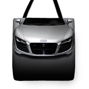 Audi R8 Sports Car Tote Bag