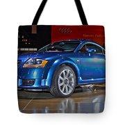 Audi Tt Tote Bag