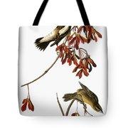 Audubon: Bobolink Tote Bag