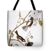 Audubon: Chickadee, (1827-1838) Tote Bag