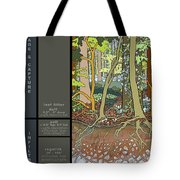 Audubon Forest Hydrology Poster Tote Bag