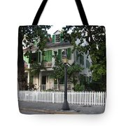 Audubon House Key West Tote Bag