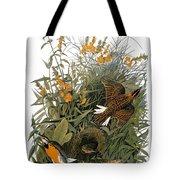 Audubon: Meadowlark Tote Bag