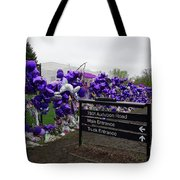Audubon Road Tote Bag