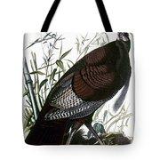 Audubon: Turkey Tote Bag
